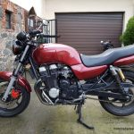 Honda CB 750 Seven Fifty RC42